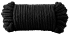 Guilty Pleasure Bondage Rope 33 Feet Black Sex Toy Product