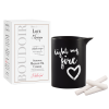 Love In Luxury Candle Forbidden Fruit 5.2oz