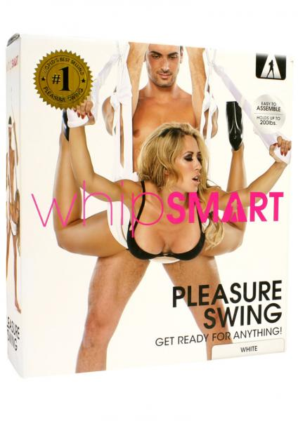 Whip Smart Pleasure Swing - White Sex Toy Product