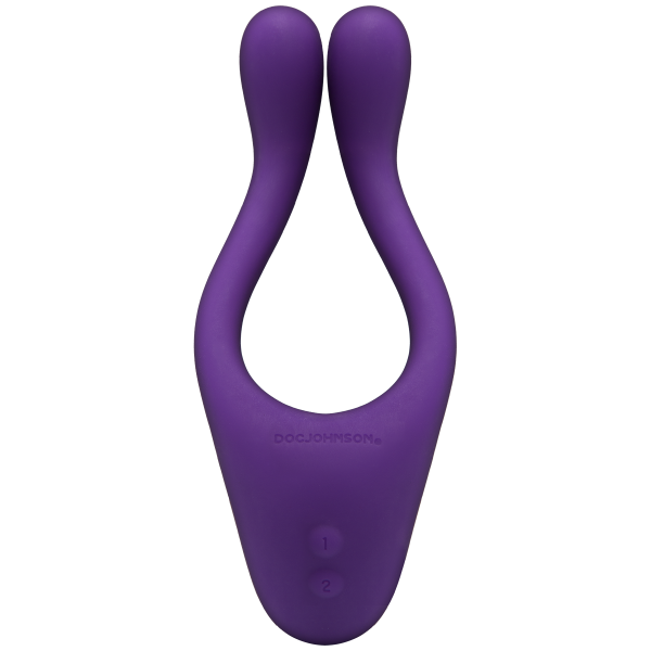 Tryst Purple Multi-Erogenous Massager Sex Toy Product Image 1