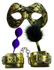 Sexperiments Masquerade Party Kit Sex Toy Product