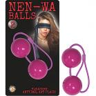 Nen Wa Balls 1 Purple Sex Toy Product