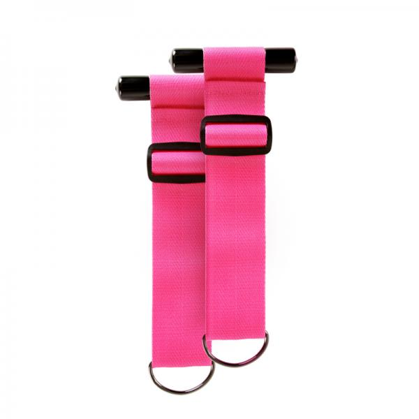 Sinful Door Restraint Straps Pink Sex Toy Product