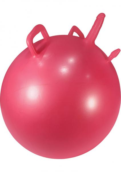 Pink Diamond Double Magic Ball Pink Sex Toy Product