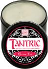 Tantric Massage Candle with Pheromones White Green Tea
