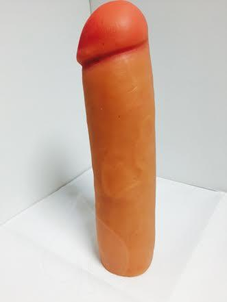 Tommy Gunn Cyberskin Penis Extension	 Sex Toy Product