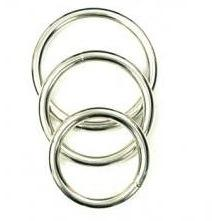 Maximus Metal C Rings 3 Pack
