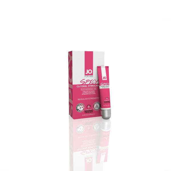 Jo Clitoral Warming Stimulation Gel Spicy