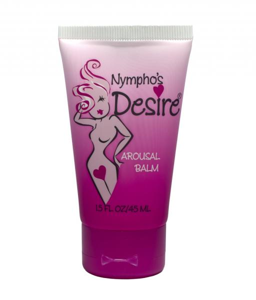 Nympho's Desire Arousal Balm 1.5 fluid ounces