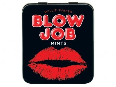 Blow Job Willie Shaped Mints Sex Toy Product