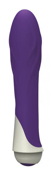 Charlie 7 Function Waterproof Silicone Vibrator - Purple	 Sex Toy Product