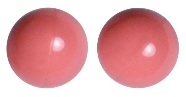 Ben wa balls pearlescent finish pink Sex Toy Product
