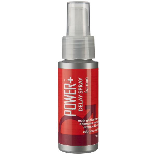 Power+ spray - 2 oz Sex Toy Product Image 1