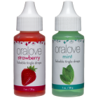 Oralove Delectable Duo Strawberry & Mint Sex Toy Product