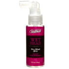 Goodhead Wet Head Spray Bottle Strawberry 2oz Sex Toy Product