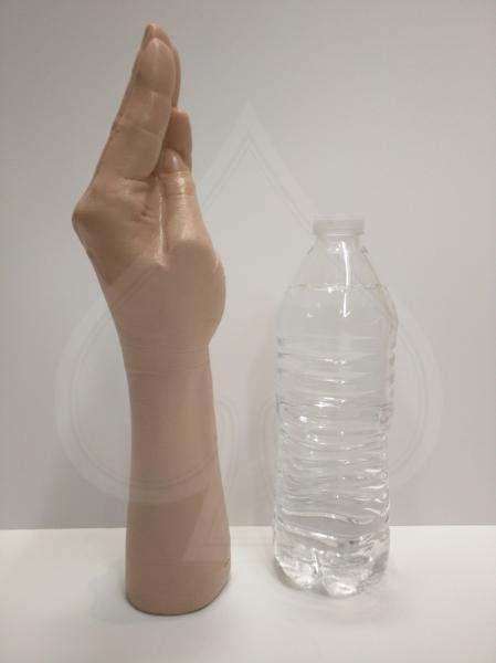 Belladonna's Magic Hand 11.5 Inches Beige