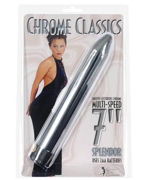 "Chrome Classics Splendor 7"""