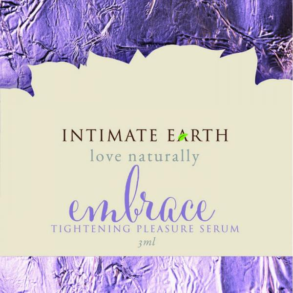 Intimate Earth Embrace Vaginal Tightening Gel 2ml foil Sex Toy Product
