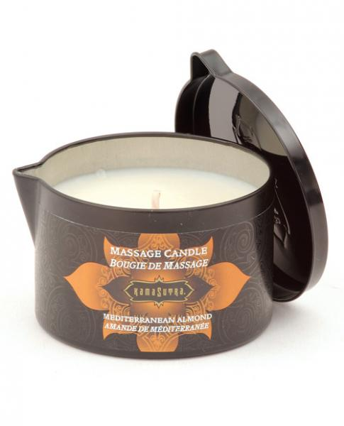 Kama Sutra Massage Candle Mediterranean Almond Sex Toy Product