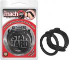 Macho Supreme Stamina Snap On Duo Ring Sex Toy Product