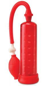 Penis Enlarger Pump Red Sex Toy Product