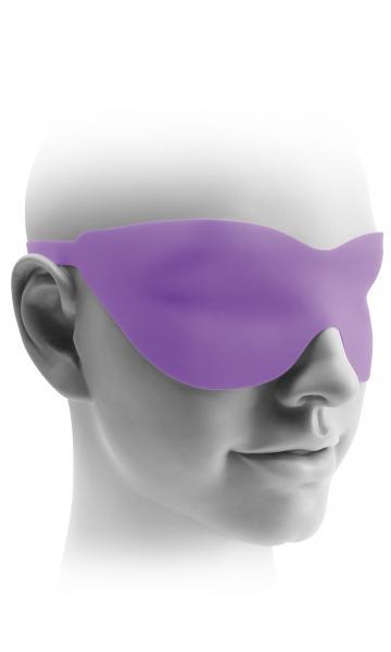 Elite Vibrating 6 Inches Dildo Silicone Purple