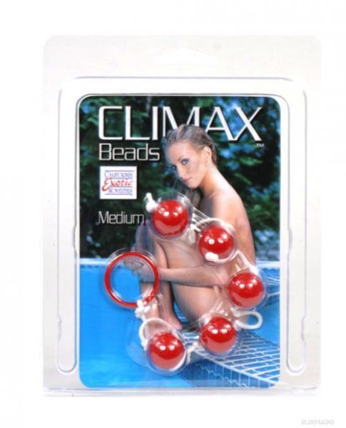 Climax beads - medium
