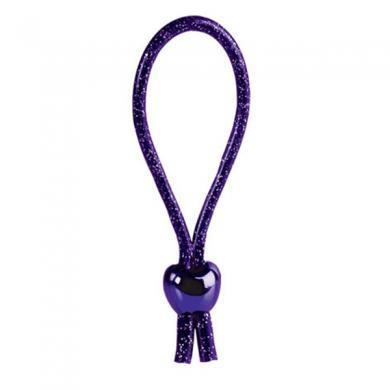 Adjustable loop enhancer - purple Sex Toy Product
