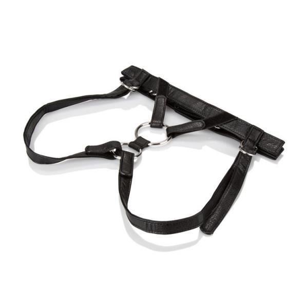 Black strap on sex 11