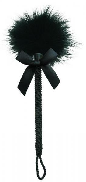 Midnight Feather Tickler Black Sex Toy Product