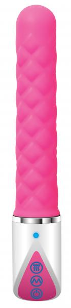 Summer Lovin Warming Vibrator Pink Sex Toy Product