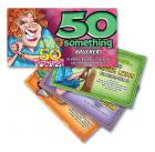 50 Something Vouchers for Her Sex Toy Product