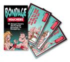 Bondage Vouchers Sex Toy Product