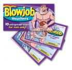 Blowjob Vouchers For Men Only Gay Sex Toy Product