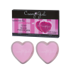 Mini Warming Heart Body Massager 2 Pack Pink