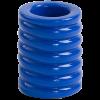 Titanmen Cock Cage Blue