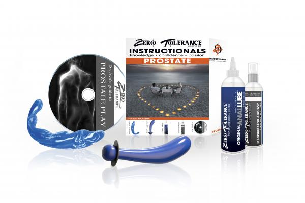 How To Prostate Instructional Kit	 Sex Toy Product