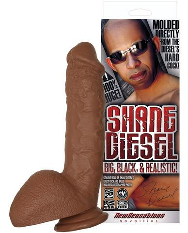 Shane Diesel Realistic Dong	 Sex Toy Product