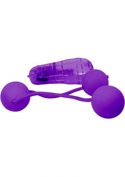 Real Skin Vibrating Balls