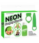 Neon Naughty Nites Kit Green Sex Toy Product
