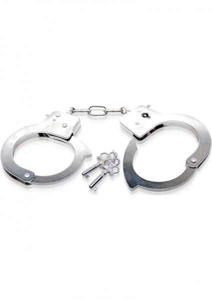 Fetish Fantasy Series Limited Edition Metal Handcuffs Sex Toy Product