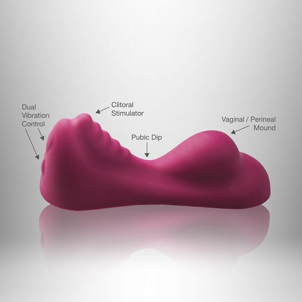 Saddle sex vibrators