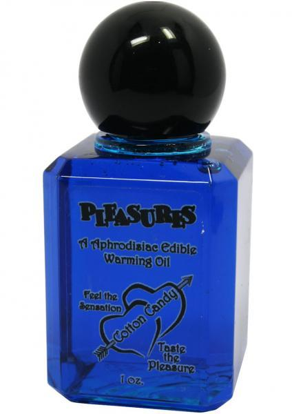 Pleasures Massage Oil
