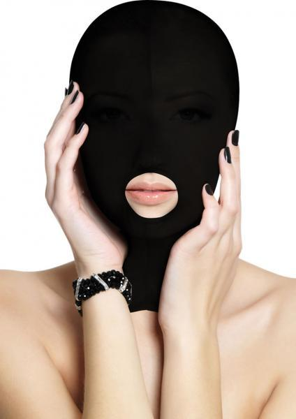 Ouch Submission Mask Black O/S Sex Toy Product
