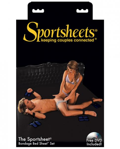 SportSheet - Queen Size Sex Toy Product