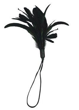 Pleasure Feather Black Sex Toy Product