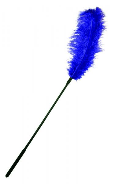 Ostrich feather ticklers -Purple Sex Toy Product
