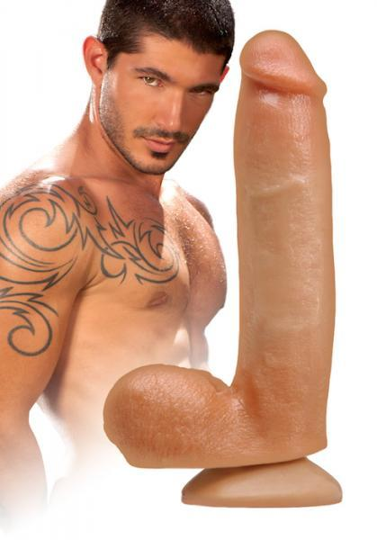Johnny Hazzard Super Star Dildo Sex Toy Product