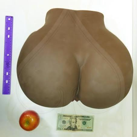 Sex toy and ass bang