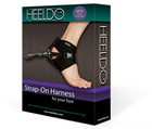 Heeldo Strap On Dildo Foot Harness For Him
